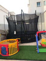 Used Vuly trampoline XL in Dubai, UAE