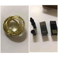 Used Love ring & 2 hair lipstick chalk (new) in Dubai, UAE