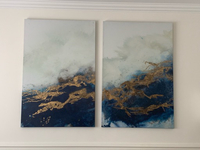 Used Seascape I and II paintings  in Dubai, UAE