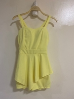 Used Yellow dress overall in Dubai, UAE