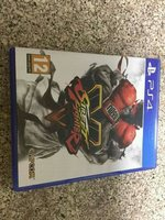 Used PS4 Street fighter CD for sale in Dubai, UAE