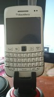 Used Blackberry bold white 🛄 fixed price in Dubai, UAE
