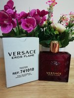 Used Versace Eros flame in Dubai, UAE