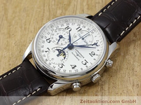 Used Longines master collection replica watch in Dubai, UAE