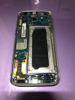 Used Samsung s7 32gb ( broken )  in Dubai, UAE