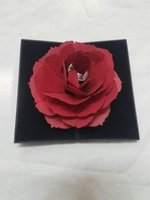 Used Romantic ring rose case in Dubai, UAE