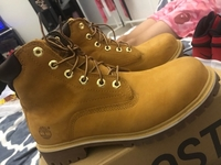 Used Timberland shoes size 42 in Dubai, UAE
