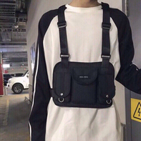 Used Men Back/Chest Pack Streetwear  in Dubai, UAE