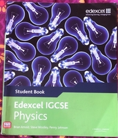 Used Edexcel IGCSE physics student textbook in Dubai, UAE