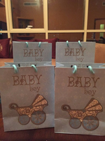 4  for baby boy gift bag