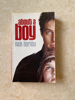 "Used ""About a Boy"" Book in Dubai, UAE"