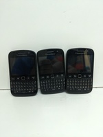3 X blackberry 9720 without battery