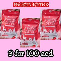 Used FROZEN DETOX 3 FOR 135 in Dubai, UAE
