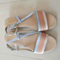 Used Aldo sandals in Dubai, UAE