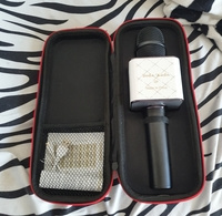Used Karaoke microphone/speaker with box in Dubai, UAE
