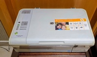 Used HP Deskjet Printer All-in-One in Dubai, UAE
