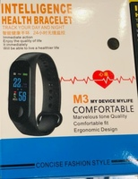 Used M3 smart band fitness tracking in Dubai, UAE