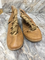Used Leather shoes boots 41 size  in Dubai, UAE