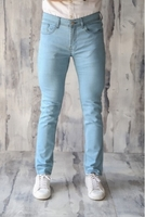 Used Jeans sky blue size 30 export Quality in Dubai, UAE
