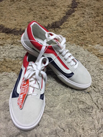Used New Vans gray with red in Dubai, UAE