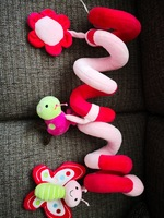 Used Caterpillar hanging toy from baby shop in Dubai, UAE