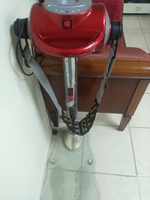 Used Body massager with stand. in Dubai, UAE