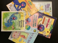 A series of Sesame Street Books 📚 -Elmo