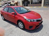 Used Corolla 2015 in Dubai, UAE