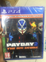 PS4 Payday