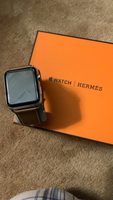 Used Apple Watch Hermes Series 2.  42mm  in Dubai, UAE