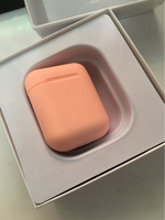 Pink airpods 2 BT 5.0 wireless inpods 12