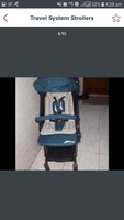 Used Baby stroller and can be trolley in Dubai, UAE