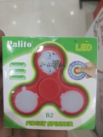 Used Spinner red colour with lights in Dubai, UAE