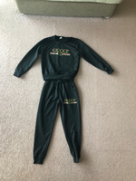 Used Sport suit for a girl 7-8 years old  in Dubai, UAE