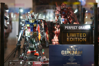 Used Gundam RX-78-2 Chrome Plated in Dubai, UAE