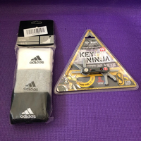 Used Adidas Socks/ Ninja Key in Dubai, UAE