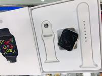 Used Apple watch lookalike white in Dubai, UAE
