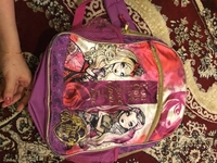 Used Monster high backpack in Dubai, UAE