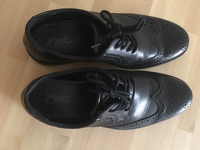 Used Made in Italy shoes..43 size  in Dubai, UAE