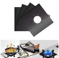 Used 8 pcs Gas Stove Protector in Dubai, UAE