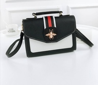 Used Gucci bee mini bag No.1 copy for her in Dubai, UAE