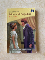 "Used ""Pride and Prejudice"" Book in Dubai, UAE"