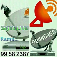 Used Satellite dish technician kuwait excellent service in Dubai, UAE