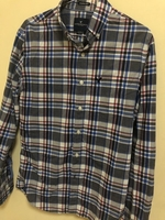 Used American eagle shirt.Regular fit xs in Dubai, UAE