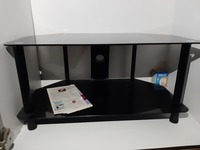 Used TV STAND (Glass) in Dubai, UAE