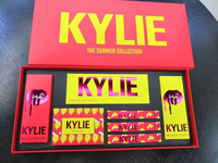 #Kylie Summer 2018 makeup kit