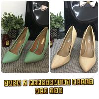 2 Shoes Brand New Mango / Peppermint
