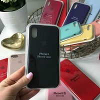 Used Silicone case cover for iphone Xs in Dubai, UAE