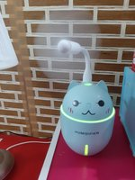 Used Humidifier with light and fan in Dubai, UAE