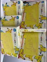 Used Nintendo 3DS XL Pikachu Edition NEW in Dubai, UAE